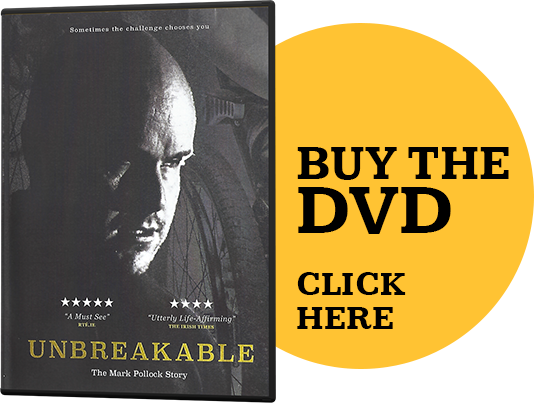 Unbreakable - Buy the DVD now