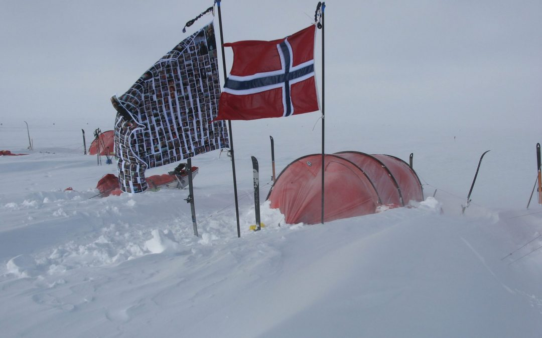 The South Pole Flag